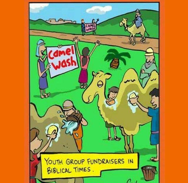Christliche Humor Witze