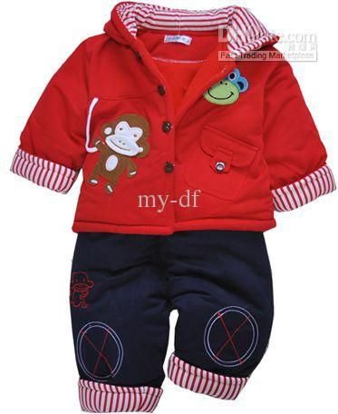 a0f657271ded0d Wholesale Children's clothing Fall and winter clothes children wear baby  clothes newborn baby boy jacket suit, Free shipping, $27.0-33.97/Set |  DHgate