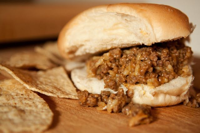 Maid Rite Sandwich