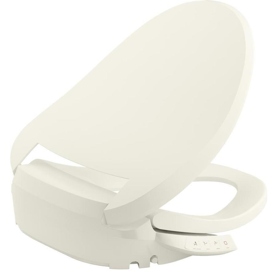 Kohler C3 050 Plastic Elongated Slow Close Heated Toilet Seat K