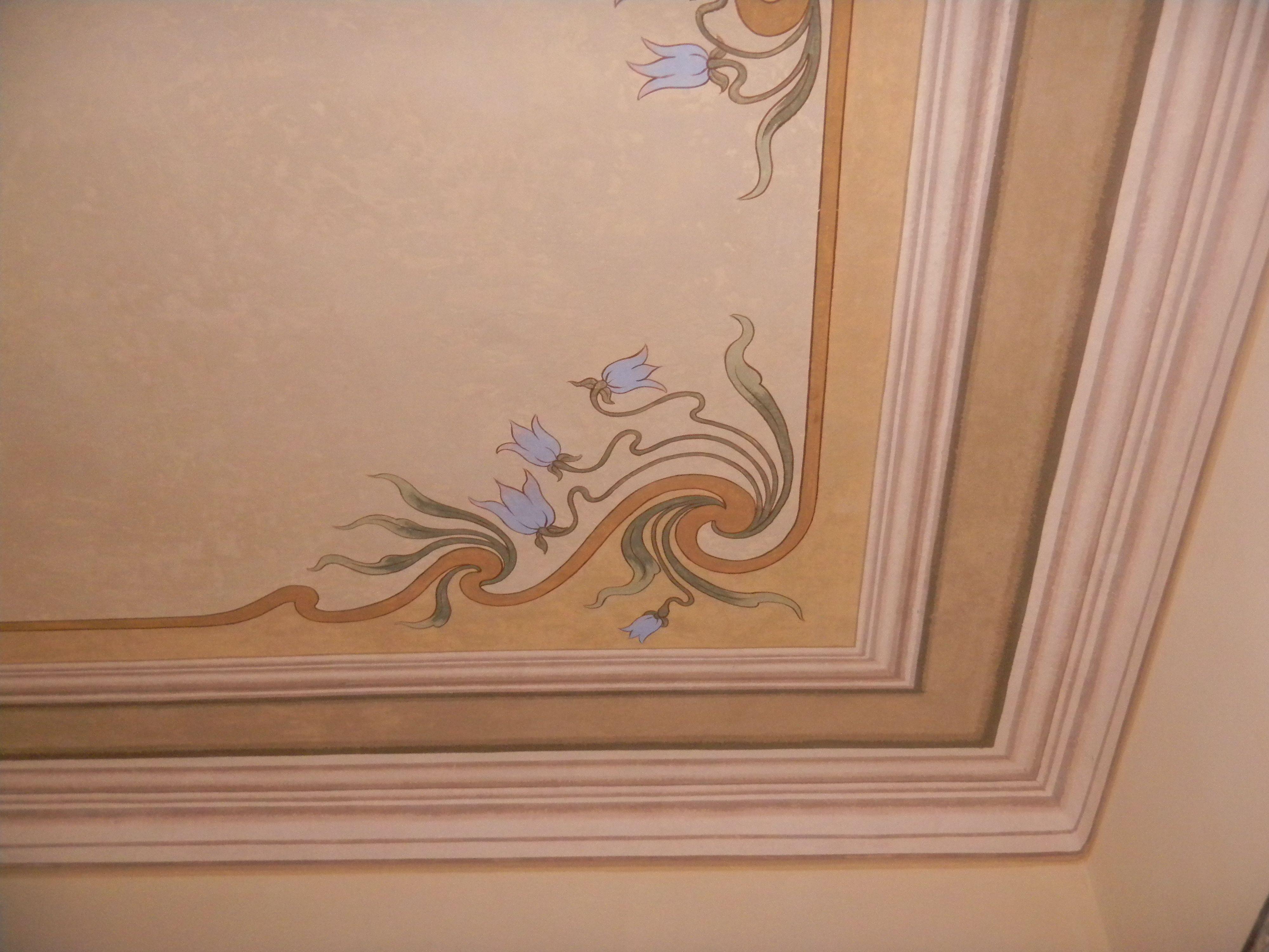 Disegni Sui Muri Di Casa arte sui muri (con immagini) | soffitto dipinto, cornici