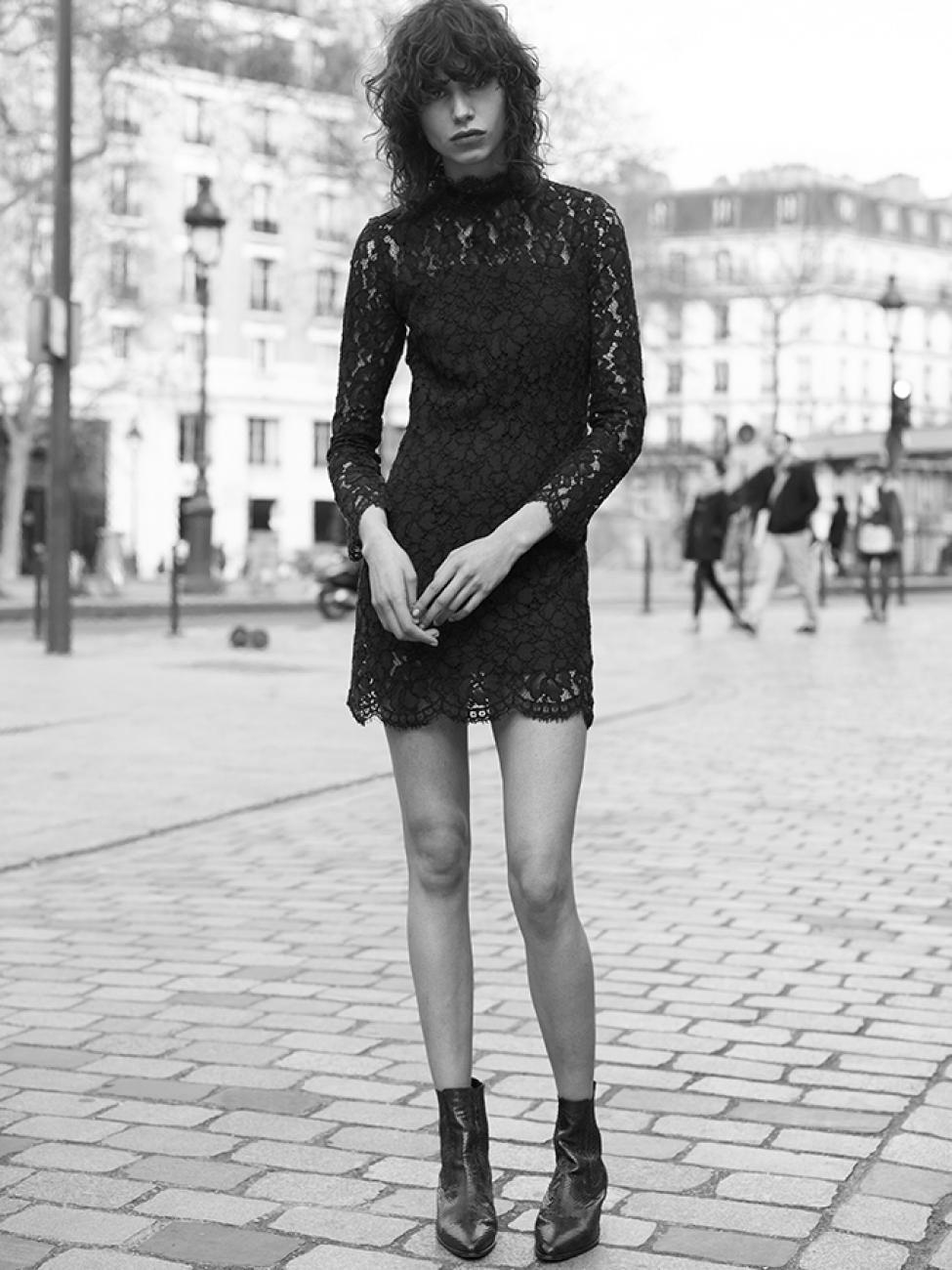 Französisches Modelabel