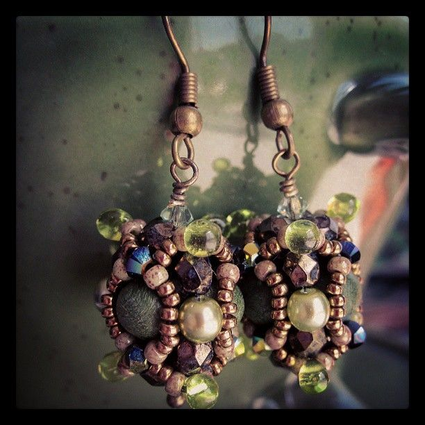 Little Lantern Earrings