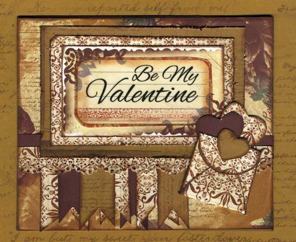 Be+My+Valentine+*+Quick+Quotes* - Scrapbook.com