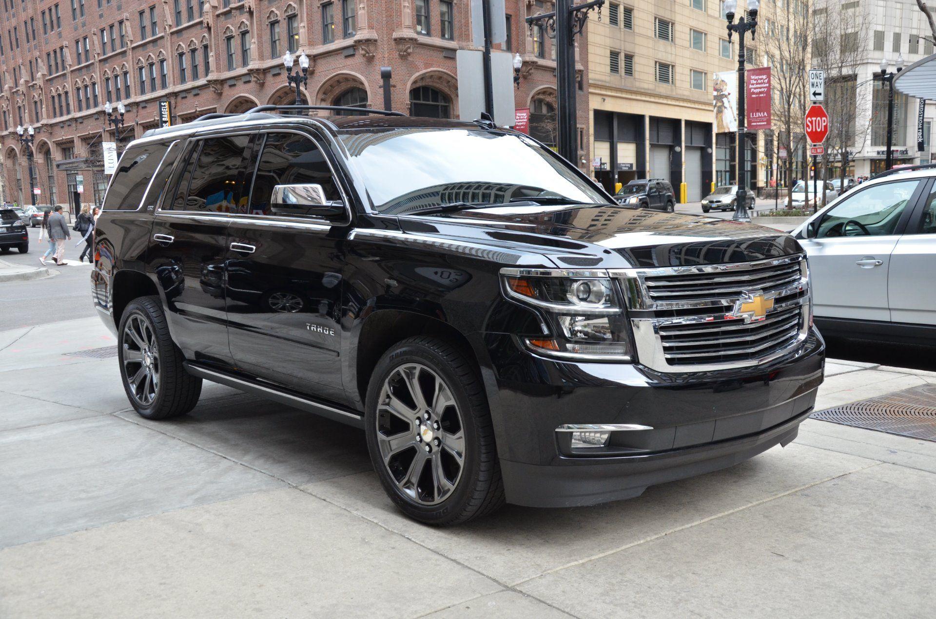 2016 Chevrolet Tahoe Ltz Stock M468a For Sale Near Di 2020