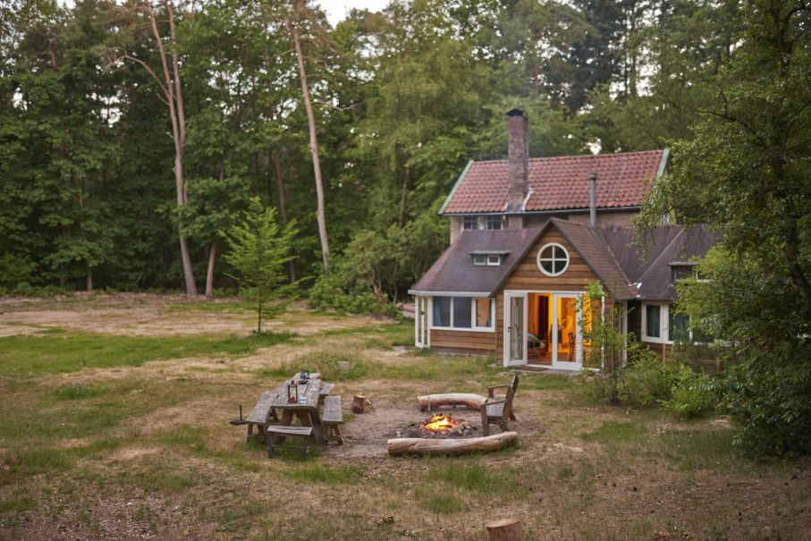Pin van sofie verhoeve op camping/huisjes in 2020