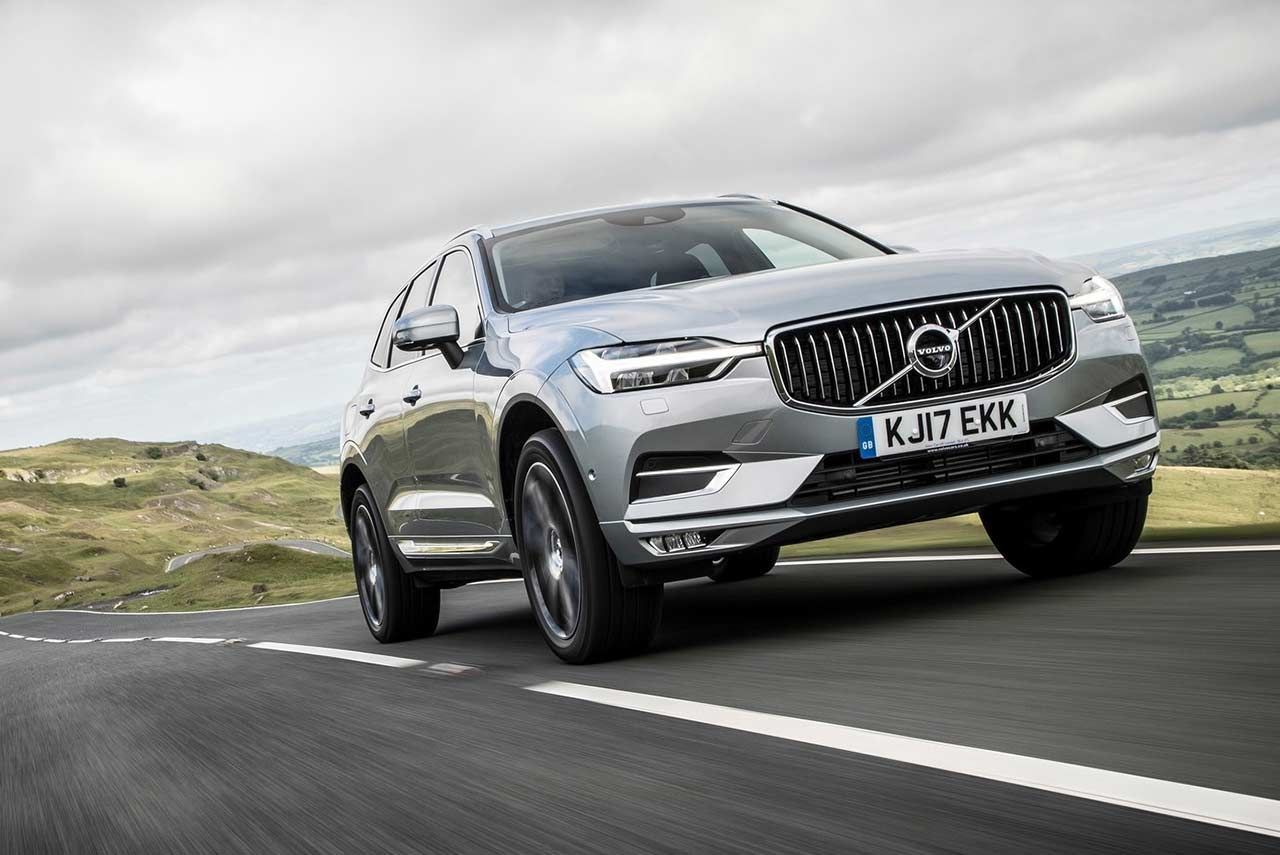 New Volvo XC60 Priced in India at INR 55.90 Lakh Volvo