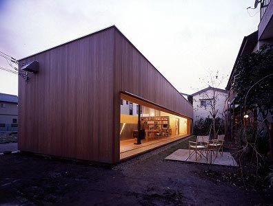Modern Minimalist Houses japanese modern minimalist house design | domy nowoczesne