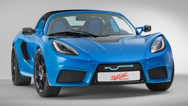 Detroit Electric Sp 01 The Fastest Fully Electric Car In The