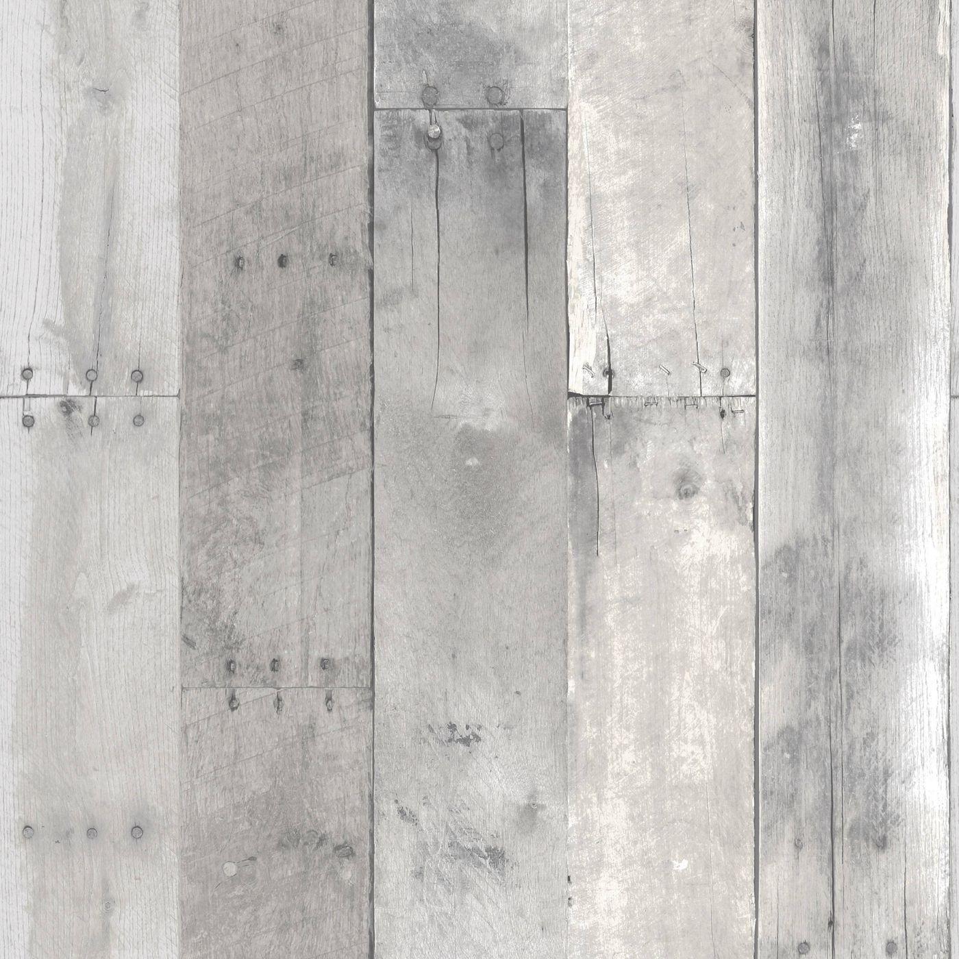Reclaimed Wood Peel Stick Wallpaper Threshold In 2021 Peel And Stick Wallpaper Reclaimed Wood Wallpaper Reclaimed Wood