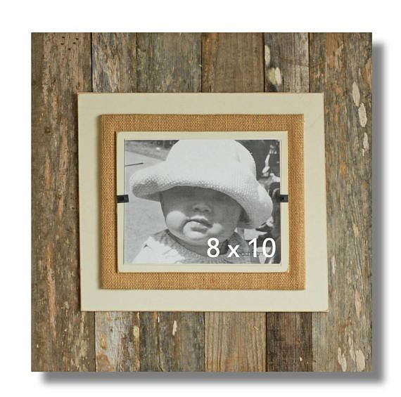 Reclaimed Wood Picture Frame 8 X 10 4 X 6 5 X 7 Picture Frame
