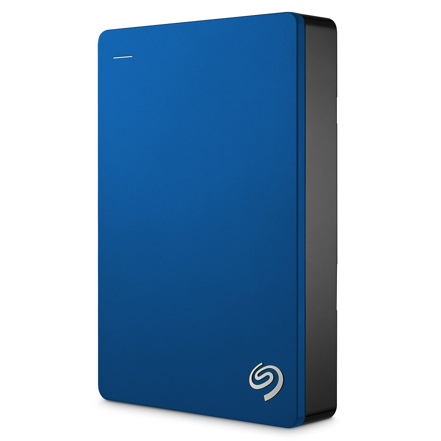 The Seagate Backup Plus portable drive offers the mobility
