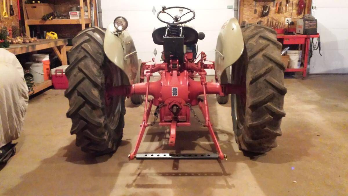 Pin By Connie Hansen On Classic Tractors Ford Tractors Tractors
