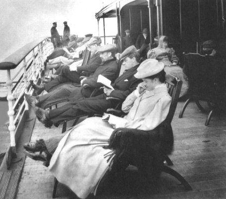 Titanic 1st class
