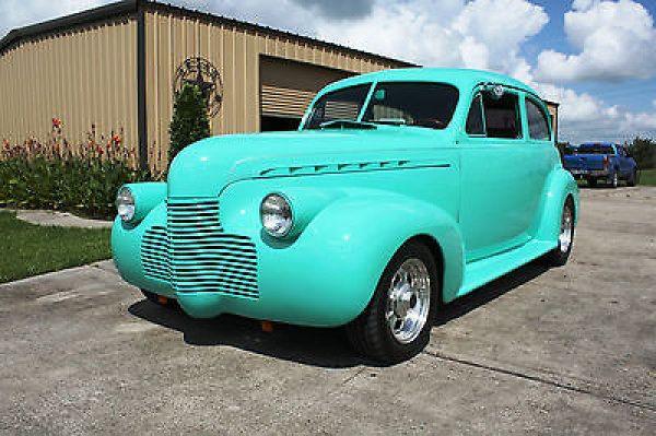 Chevrolet other none 1940 chevy 2 door sedan street rod for 1940 chevy 2 door