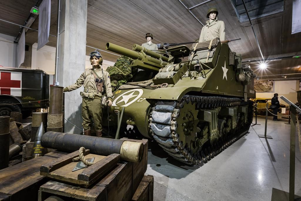 French WWII Tank Museum Closes And Whole Collection Is Up For Auction!