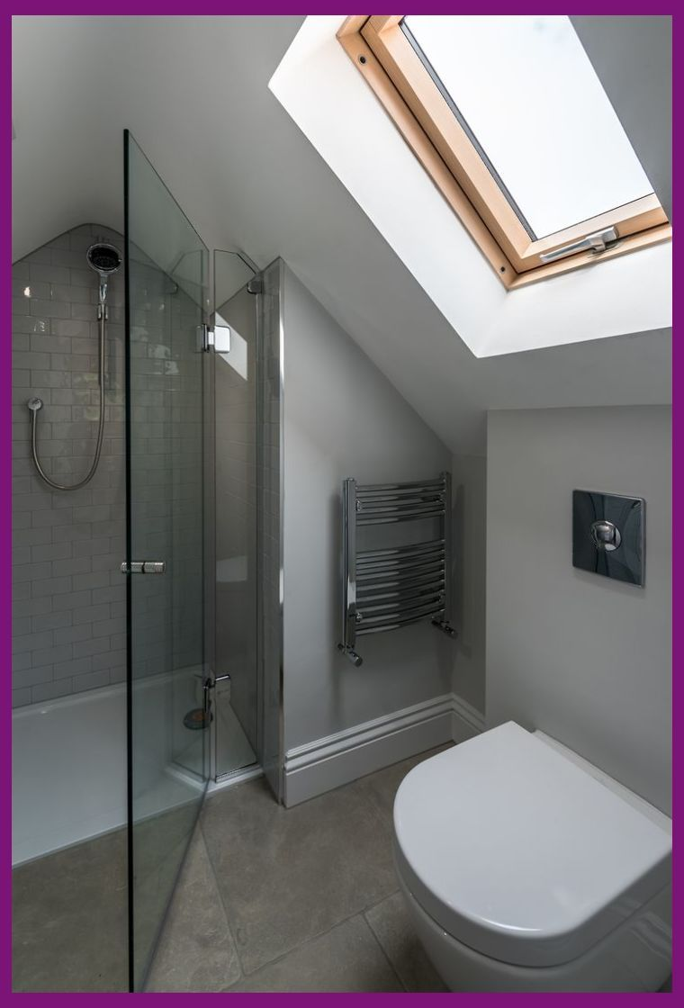 Breathtaking Attic Bathroom Ideas Bathroom Remodel Loft Bathroom Ensuite Shower Room Loft Ensuite