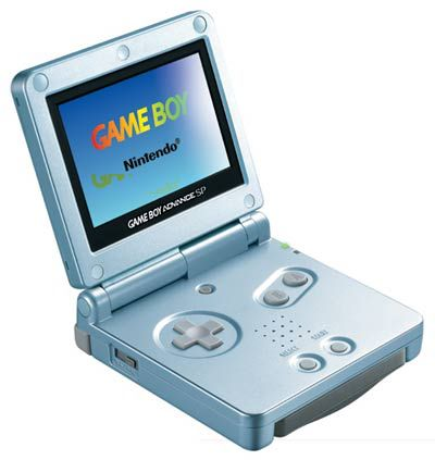 My 16th Game Console Was The Gameboy Advance Sp Finally A Backlit Screen Version Though It Came Too Late Even Though The Gameboy Gameboy Advance Sp Nintendo