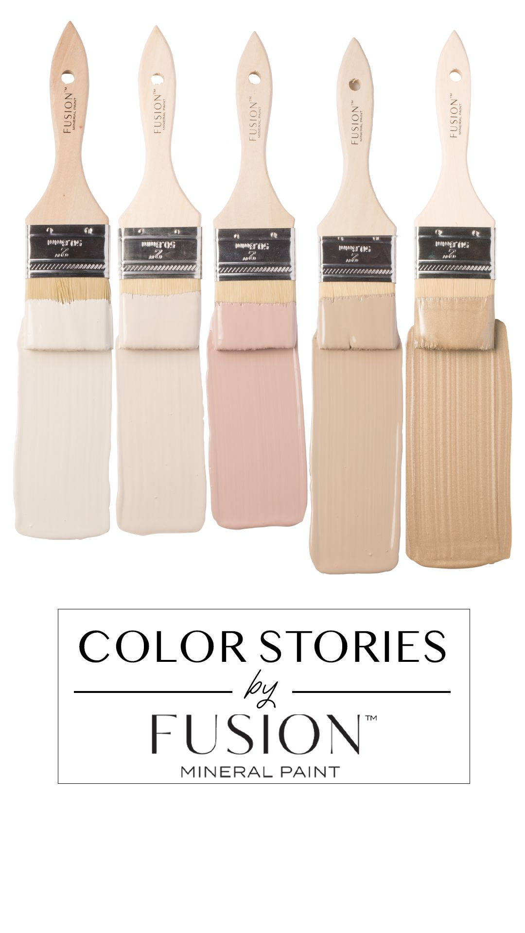 May's Color Story from Fusion Mineral Paint