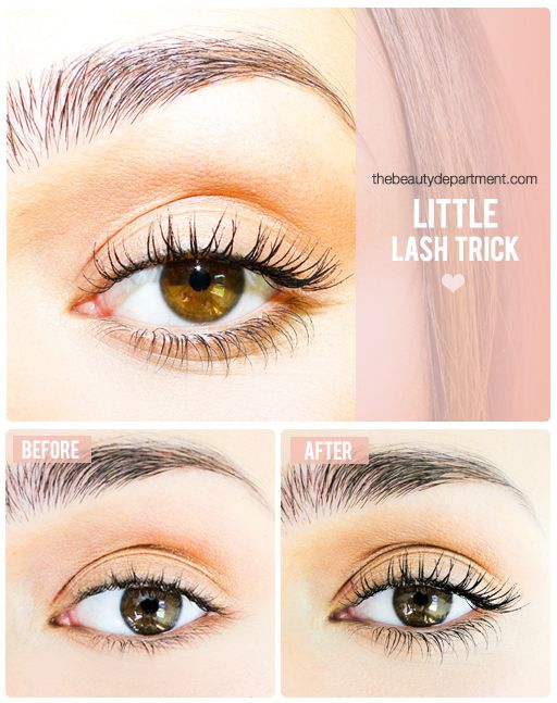 How To Get Thicker Lashes Pinterest Amy Tutorials And Makeup