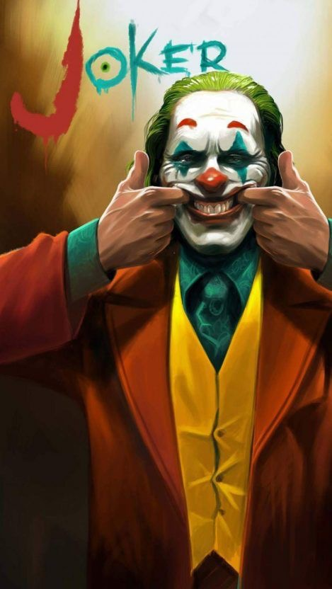 Asombrosos Wallpapers de THe Joker ALONECARDS Comic