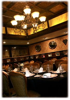 Private Dining Best Italian Restaurant In Orlando Christini S