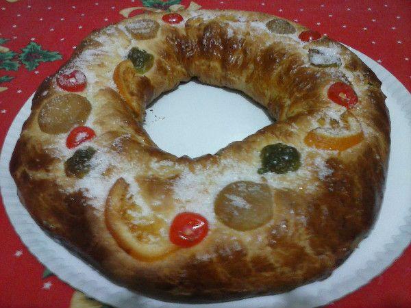 Roscón De Reyes Receta Recetas De Comida Roscón De Reyes Bolas De Masa