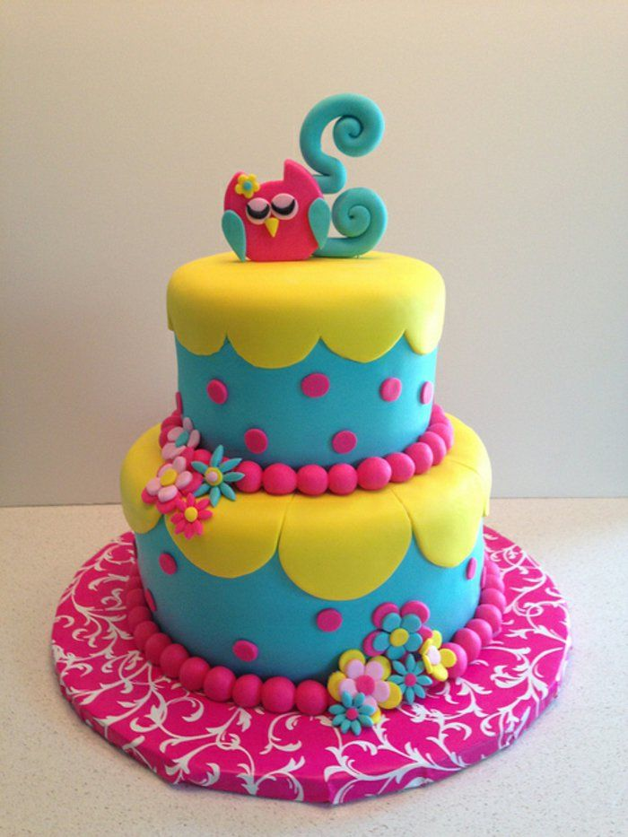 Quel G Teau Anniversaire Fille Choisir Cake Designs And Cake