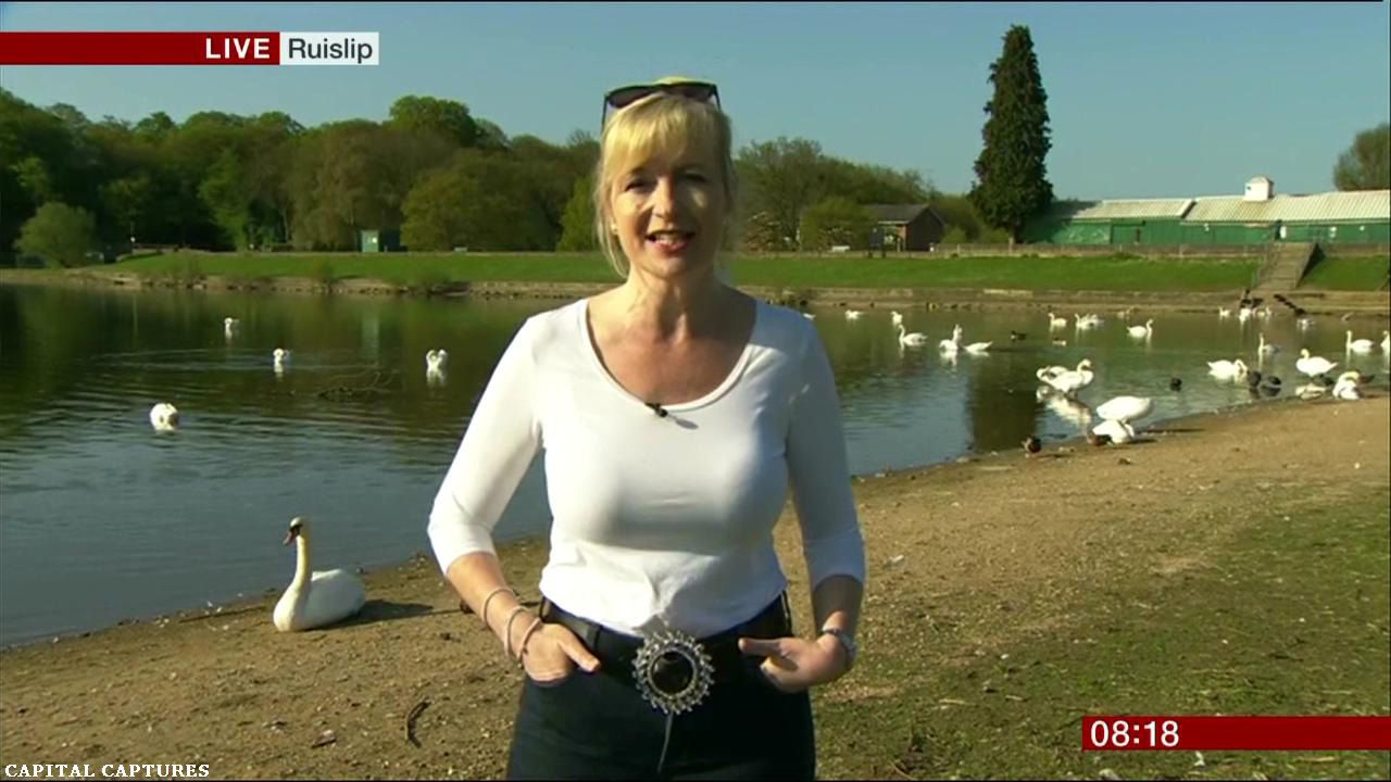 Carol kirkwood bbc tv weather presenter carol kirkwood for The kirkwood