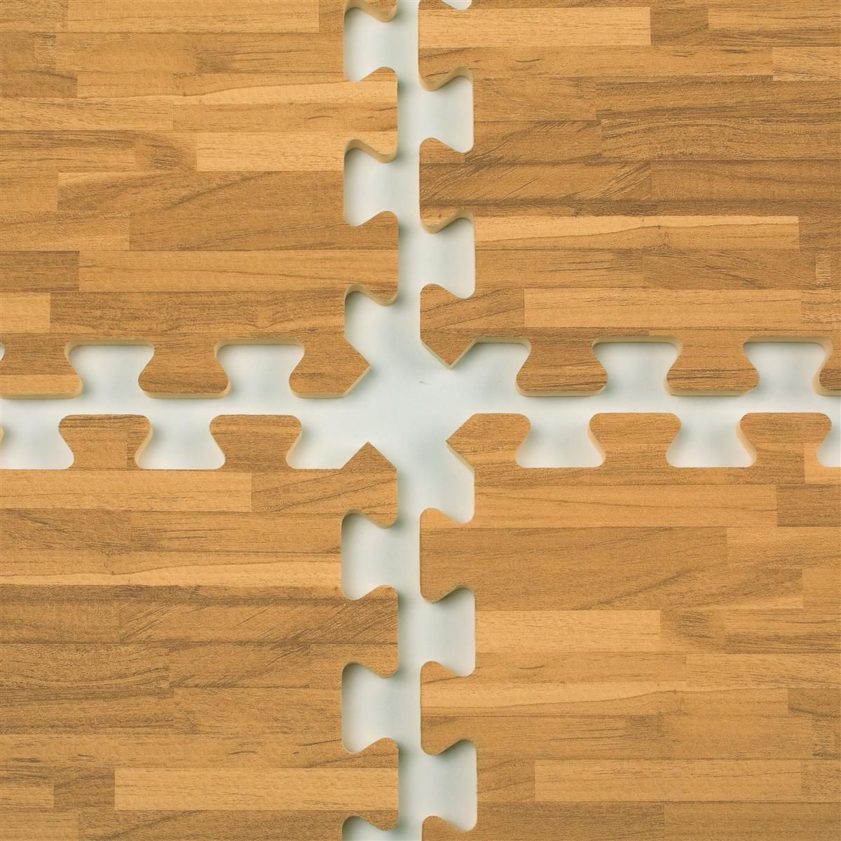10 X 10 Interlocking Foam Mat Wood Grain Interlocking Flooring Temporary Flooring Foam Flooring