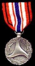 Department of Transportation Meritiorous Achievement service Medal Coast Guard