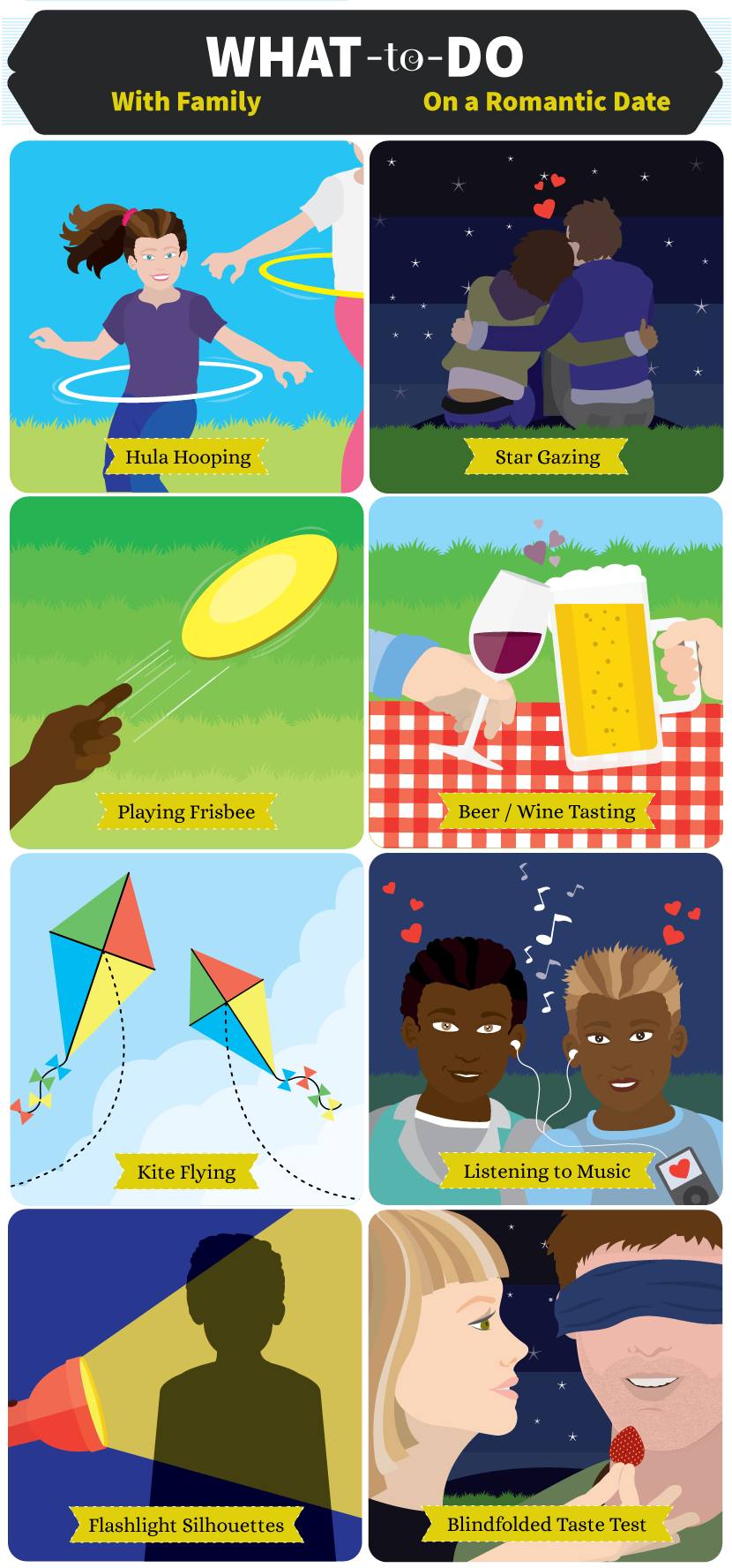 What Activities to do on a Picnic