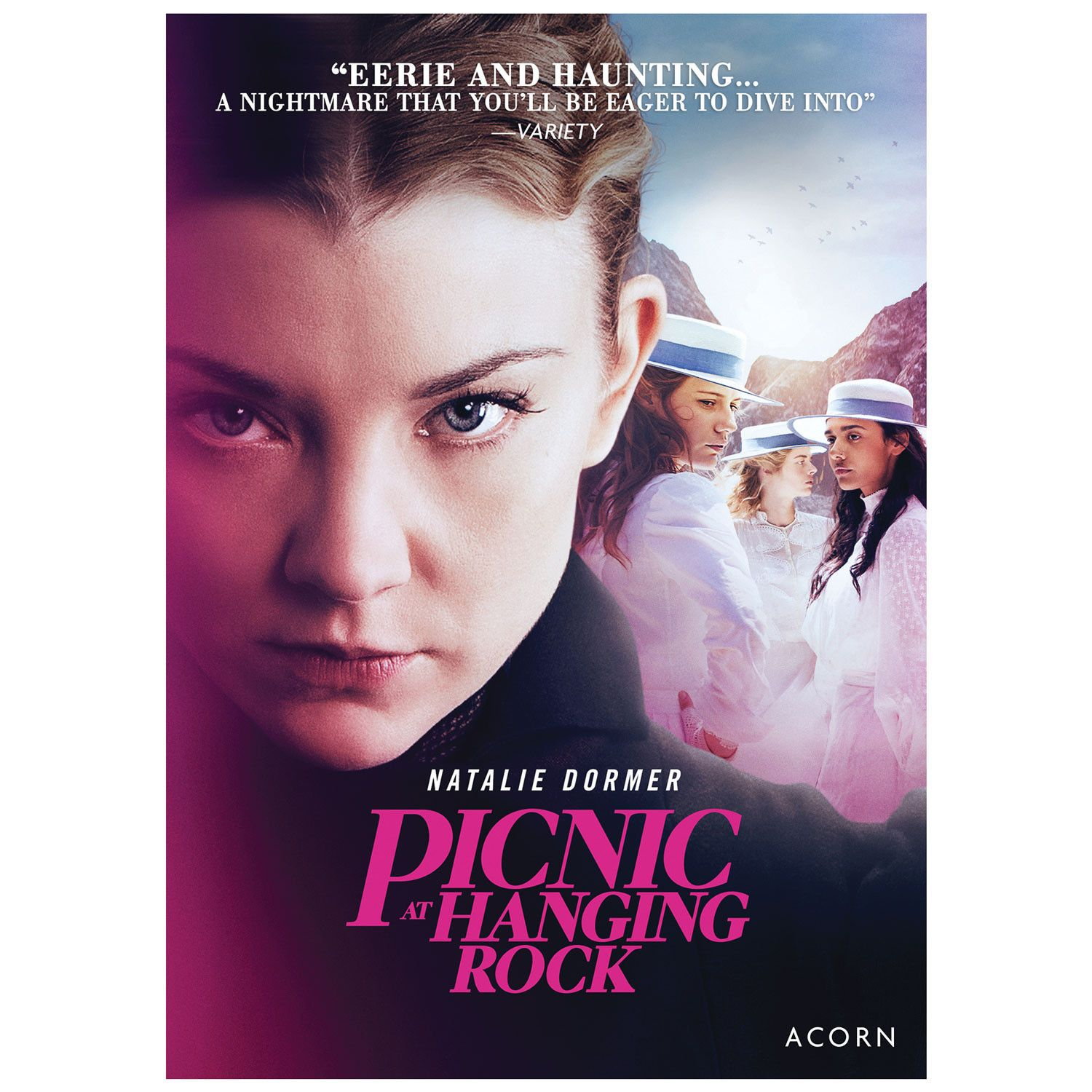 Picnic At Hanging Rock Dvd & Blu-ray - DVD