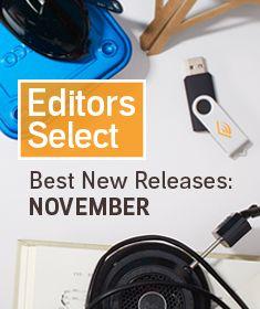 Editors Select: November