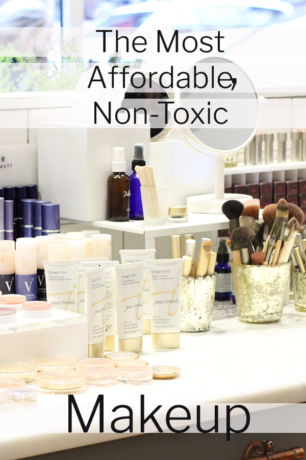 The Most Affordable NonToxic Makeup Brands That We Love