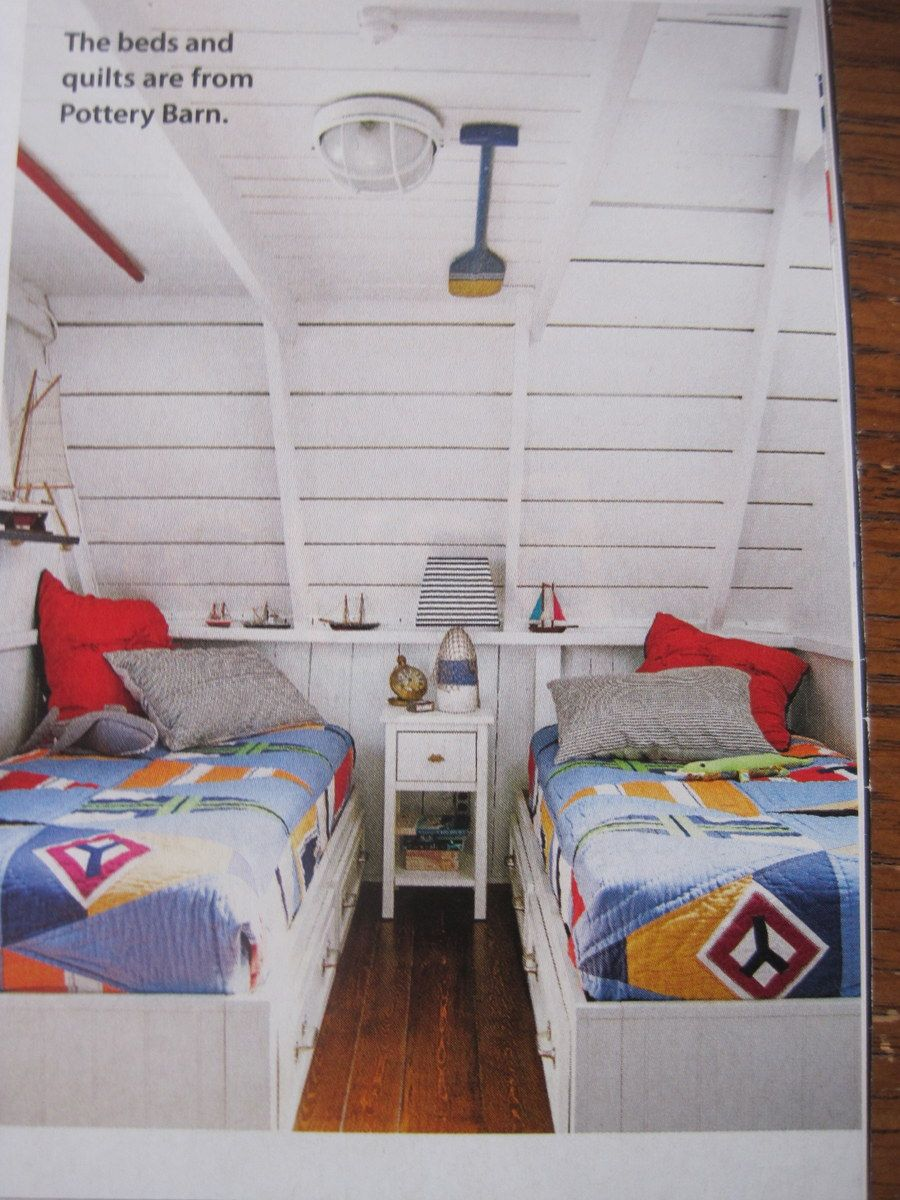 Pin by Nelson on Nautical Home decor, Bed, Loft bed