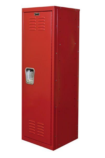 Kids Single Tier Metal Storage Lockers Sport Locker