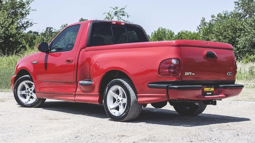 2000 Ford F150 Svt Lightning Pickup F86 Dallas 2019 Svt