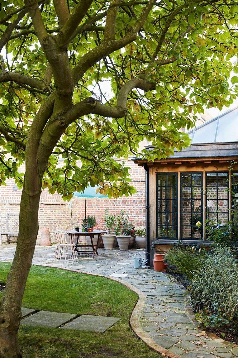 Ideen Um Einen Rustikalen Garten Zu Schmucken Wie Man Eine