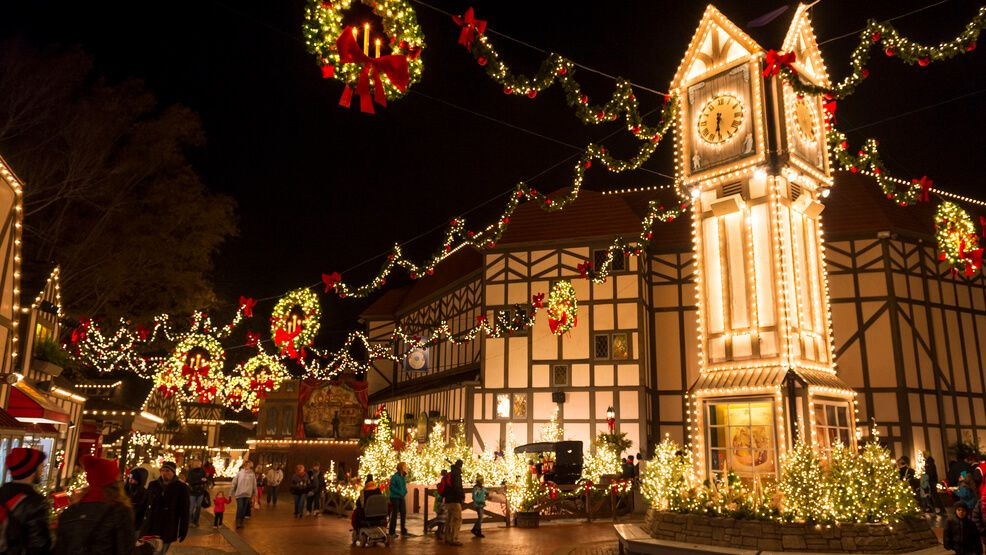 The Best 20 Pics Christmas Town Hours Busch Gardens And