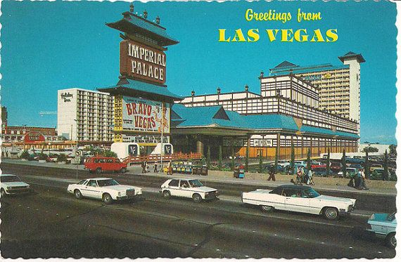 las vegas imperial palace hotel and casino
