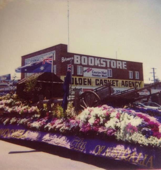 Toowoomba bookstores