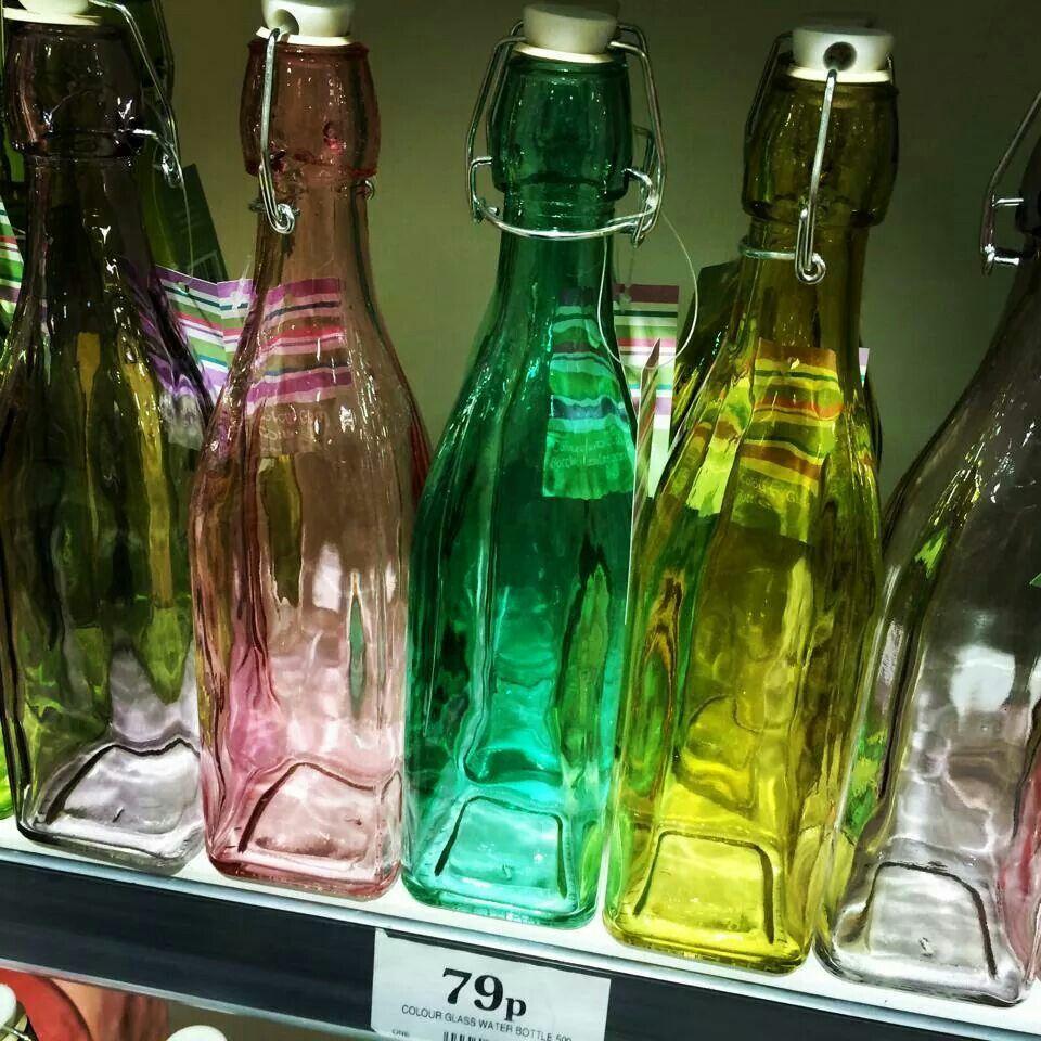 Home bargains bathroom cabinets - Home Bargains Glass Bottles