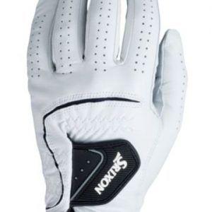 37c620057da Srixon Men's 2009 Leather Golf Glove (Left Hand) - White, Medium ...