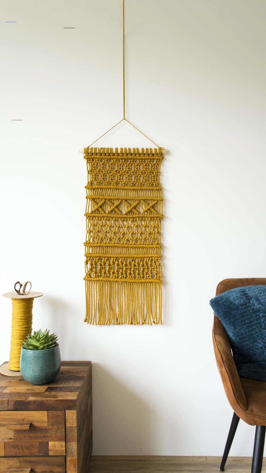 Macrame wall hanging pattern - #macramewallhanging