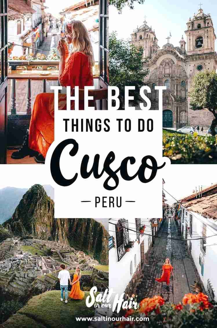 14 Best Things To Do in Cusco, Peru  #cusco #peru #southamerica #southamerica #inka #machupicchu #traveltips   Travel South America | Cusco Travel Tips | Peru Travel Tips