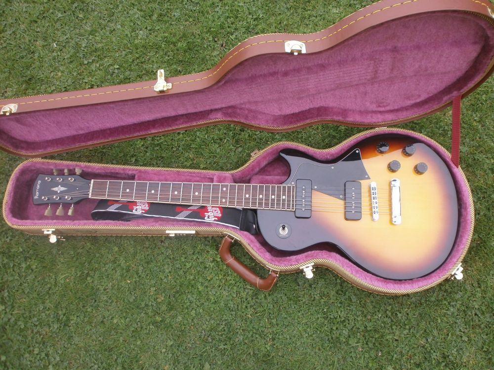 3cf65c38bf Ramona Les Paul Special 1977 replica electric guitar and hard case - Very  Rare