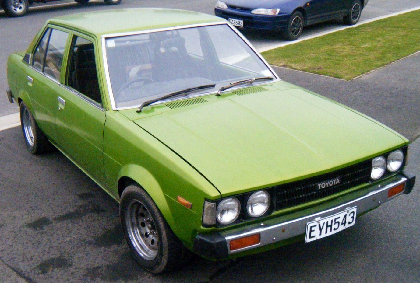 Kelebihan Toyota Corolla 1980 Murah Berkualitas