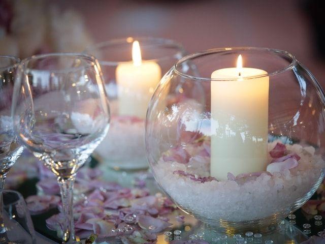 R sultat de recherche d 39 images pour candele bianche vetro for Candele ikea