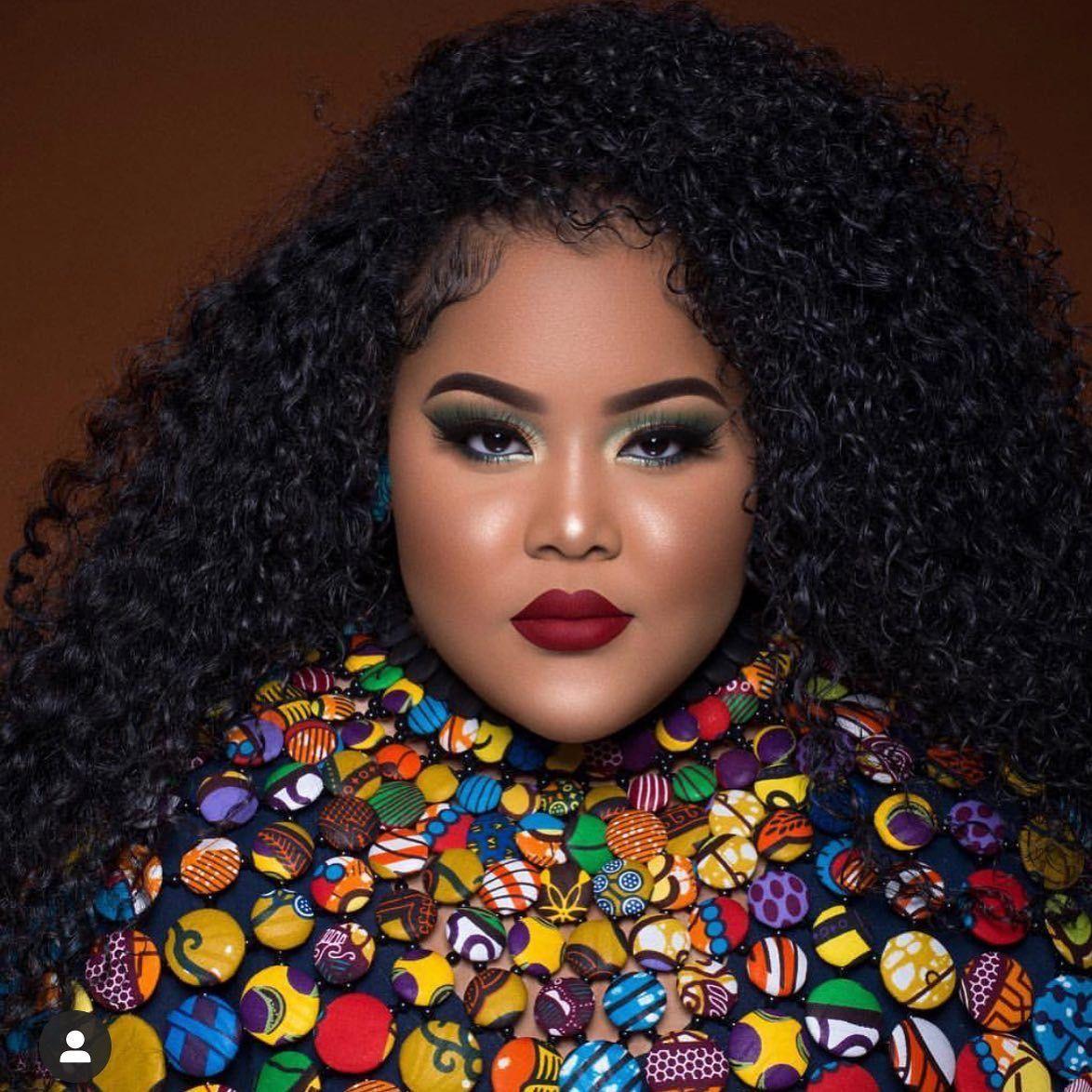 Pin by DèVeon on Makeup Beautiful black girl, Makeup
